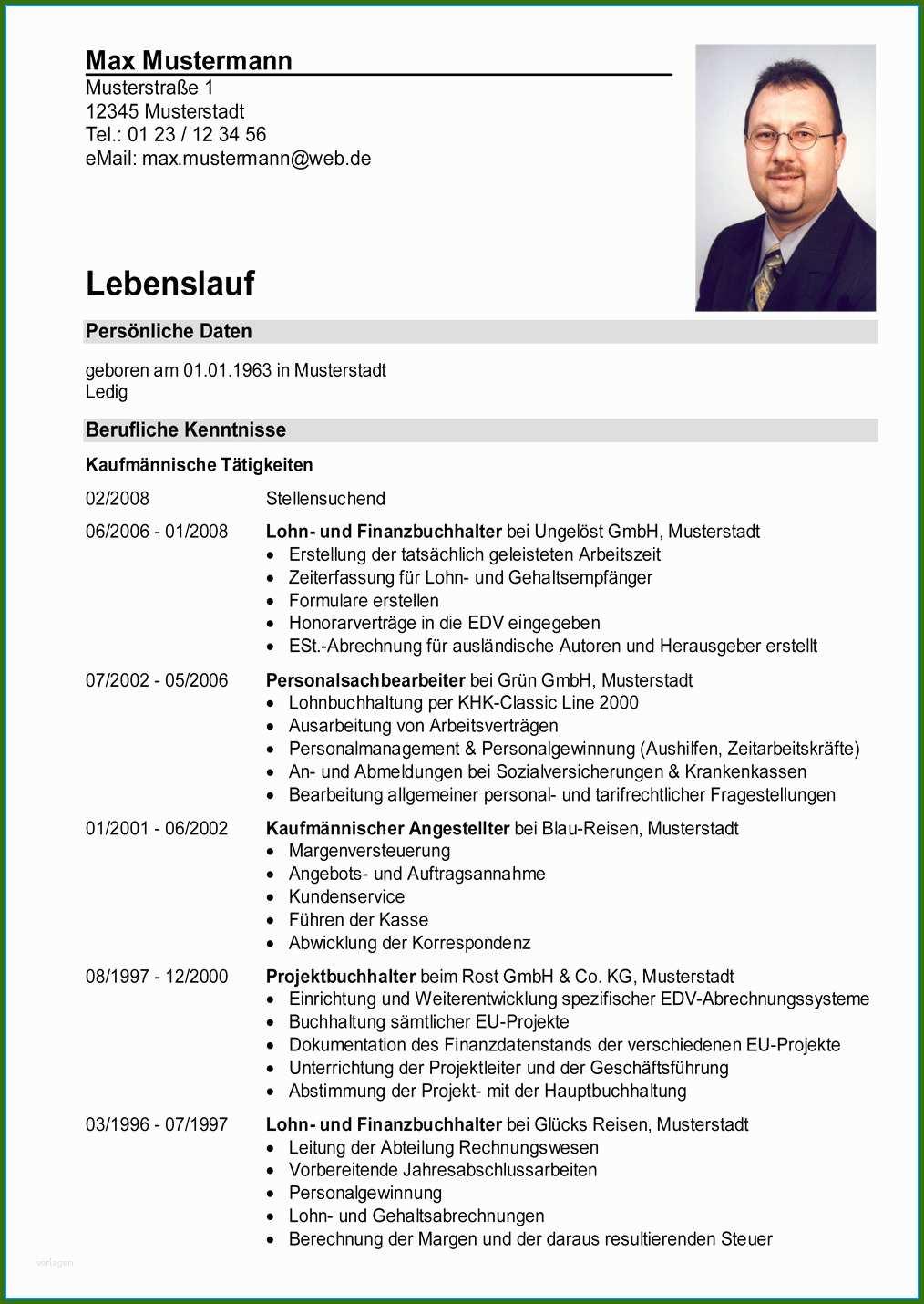006 Kenntnisse Lebenslauf 20 Edv Kenntnisse Lebenslauf ...