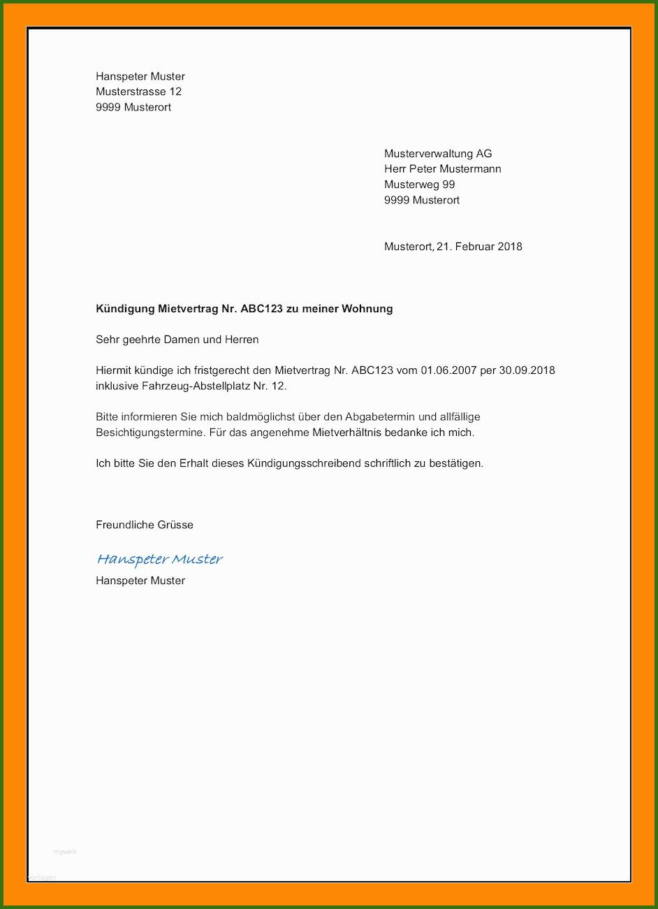 016 Telekom Kündigungsschreiben Vorlage 14 Kündigung