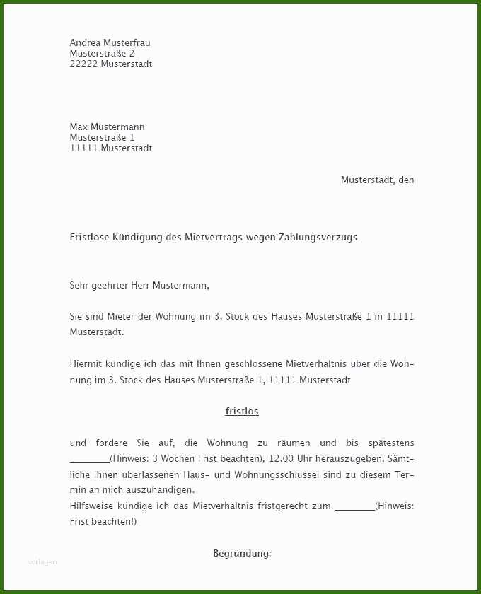023 Vorlage Kündigung Lebensversicherung Allianz Vorlage ...